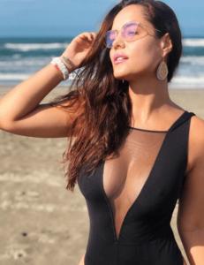 Ana Lucia Dominguez - Las Modelos de Colombia